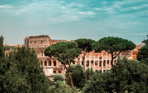 Rome City of Art